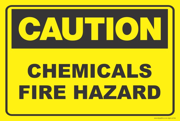 Safety Signs: Caution Sign 900 x 600mm